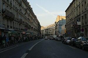 Rue du Faubourg-Saint-Denis - Rue du Faubourg-Saint-Denis