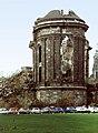 Ruine der Dresdner Frauenkirche, Oktober 1985 - Originalversion.jpg