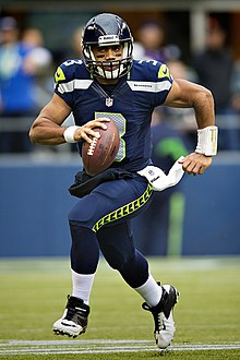 sports shoes ba952 39e4f Russell Wilson - Wikipedia