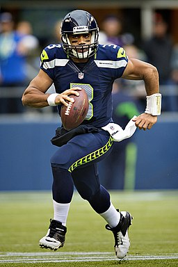 Russell Wilson vs Vikings, November 4, 2012