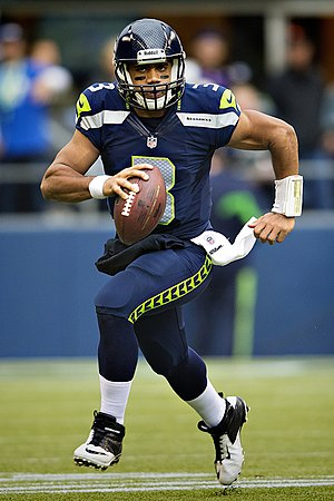 Russell Wilson - Wilson against the Minnesota Vikings on November 4, 2012
