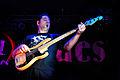 Rusty Wright band performing at Liri Blues 2010.jpg