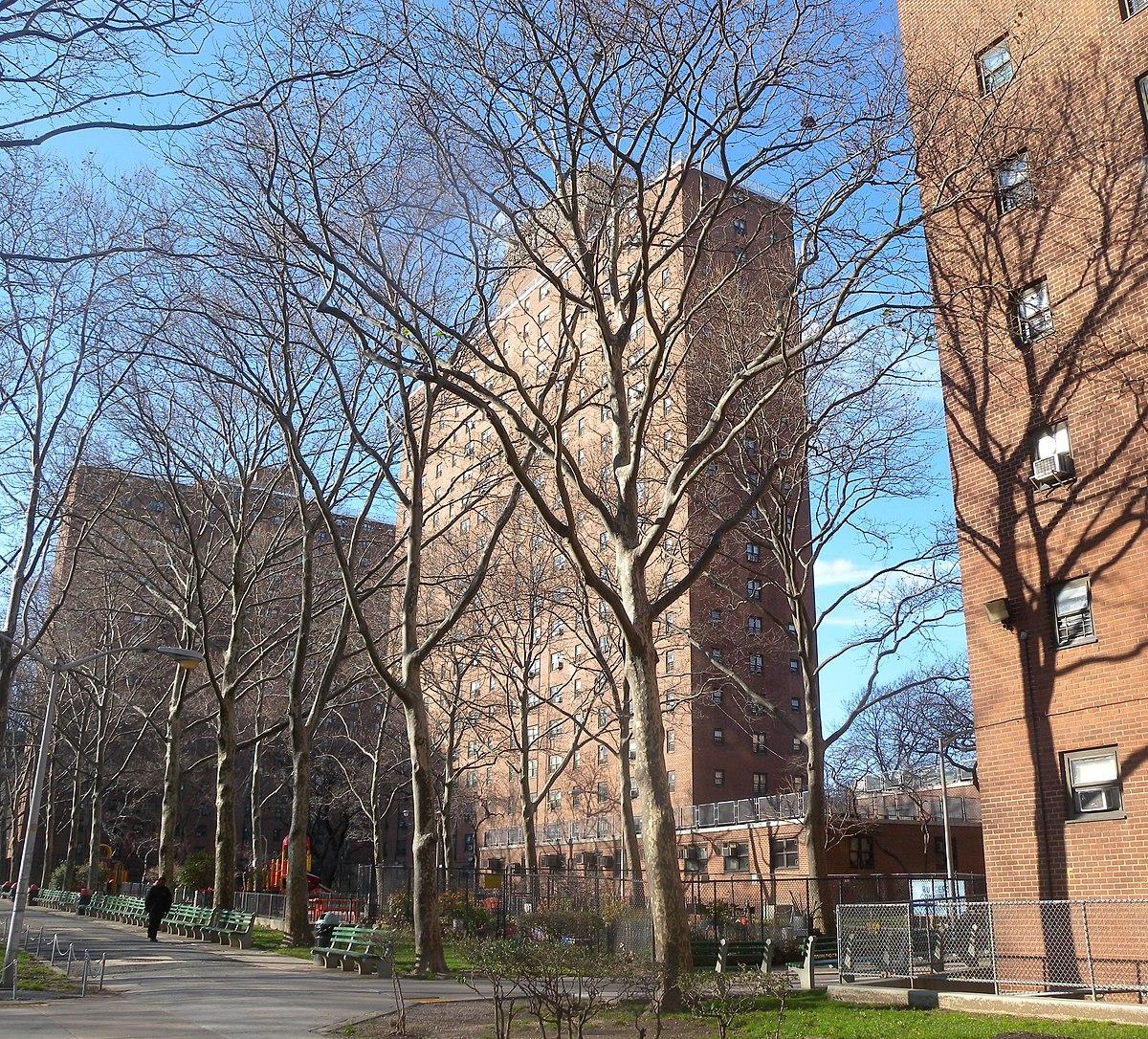 Street Housing: Rutgers Houses