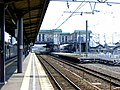 Sōja Station looking toward Kurashiki Station.jpg