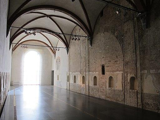 Corridoio delle donne, Santa Maria della Scala
