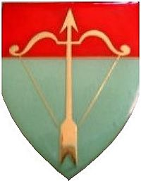 SADF 6 Light Antiaircraft Regiment emblem