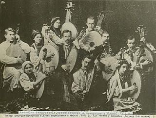 Vasyl Shevchenko Ukrainian musician