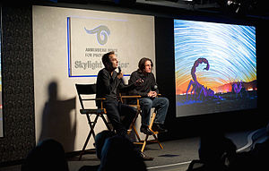 Gavin Heffernan - SKYGLOW event at The Annenberg Photo Space in Los Angeles