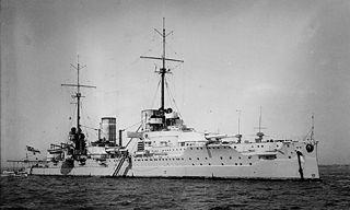SMS <i>Von der Tann</i> battlecruiser