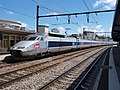 SNCF 53 TGV at Dijon, France.JPG