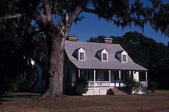 Charles Pinckney National Historic Site - Image: SNEE FARM