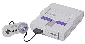 Super Nintendo Entertainment System - The North American SNES (circa 1991)