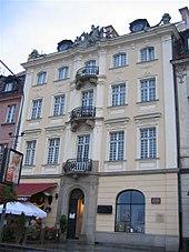 Warszawa W Literaturze Wikipedia Wolna Encyklopedia