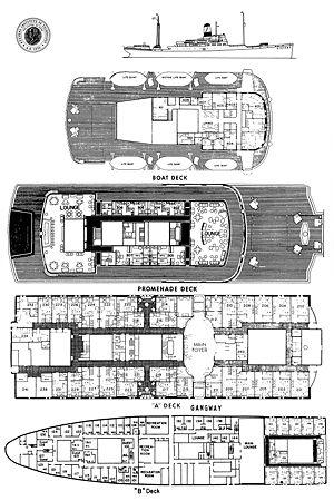 SS Stevens - Deck Plan — click for larger image