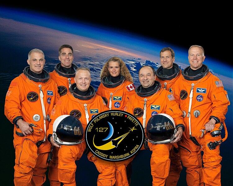 STS-127 Crew Photo