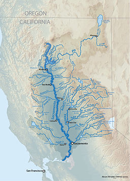 Sacramento River  Wikipedia The Free Encyclopedia