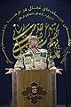 Saeed Ghasemi سخنرانی سعید قاسمی فرمانده سابق جنگ در قصر شیرین 46.jpg
