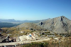 Burdur Province - Image: Sagalassos 1