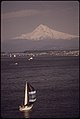 Sailboat on the Columbia River. In the Background Is Mt. Hood 05-1973 (4272413512).jpg