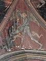 Saint-Aignan (41) Collégiale Saint-Aignan - Chapelle des miracles - Peintures murales - 02.jpg