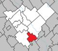 Saint-Alfred Quebec location diagram.png