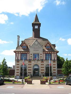 Saint-André-de-l'Eure - Town hall