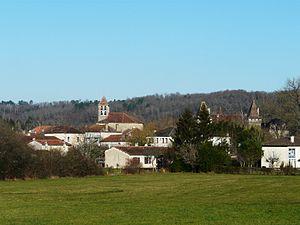 Saint-Jean-de-Côle - Image: Saint Jean de Côle (4)
