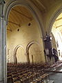 Saint-Méen-le-Grand (35) Abbatiale Nef 04.JPG