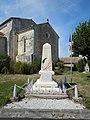 Saint-Simon-de-Bordes, war memorial.jpg