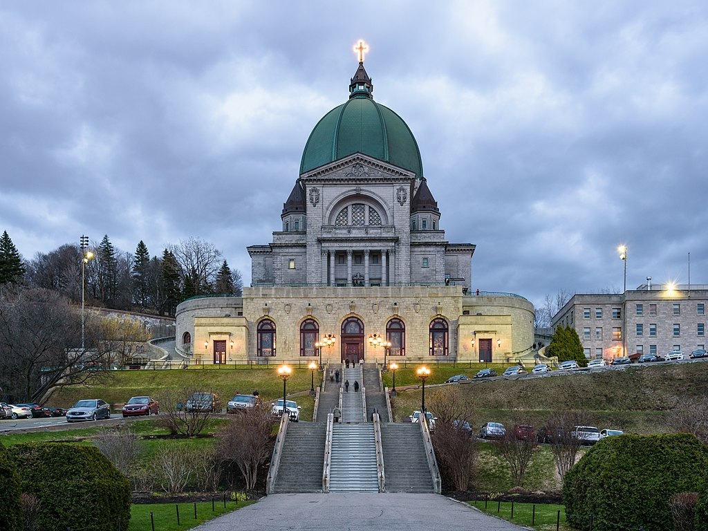 Saint Joseph's Oratory Montreal April 2017 003