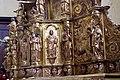 Sainte-Colome, Pyrénées atlantiques, église Saint-Sylvestre, retable du maitre autel IMGP0799.jpg