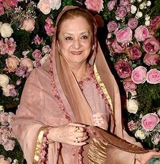 Saira Banu Indian actress