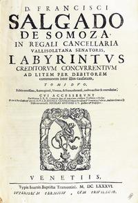 Salgado de Somoza - Labyrintus creditorum concurrentium, 1686 - 359.tif
