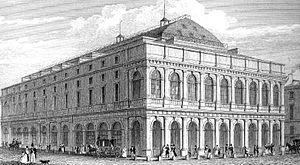 Théâtre de la Renaissance - Salle Ventadour