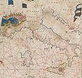 Salvator Oliva. Mediterranean. HM 2515. PORTOLAN ATLAS. Marseilles, 1619.B.jpg