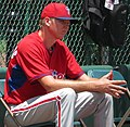 Sam McWilliams with the GCL Phillies in 2014 (Cropped).jpg