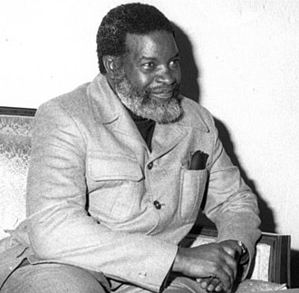 Sam Nujoma - Sam Nujoma pictured in 1979.