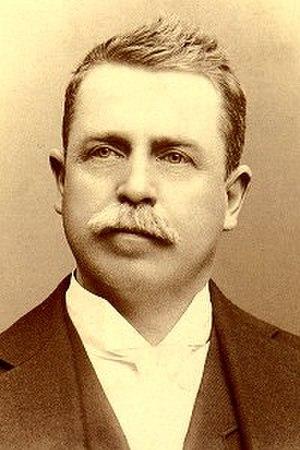 Samuel A. Ward - Samuel Augustus Ward