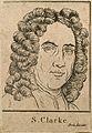 Samuel Clarke. Line engraving. Wellcome V0001147.jpg