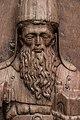 San Agustin Church Door Carving I (34170795651).jpg