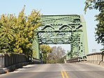 San Joaquin River Bridge at Mossdale Crossing, San Joaquin County CA USA September 2012.JPG