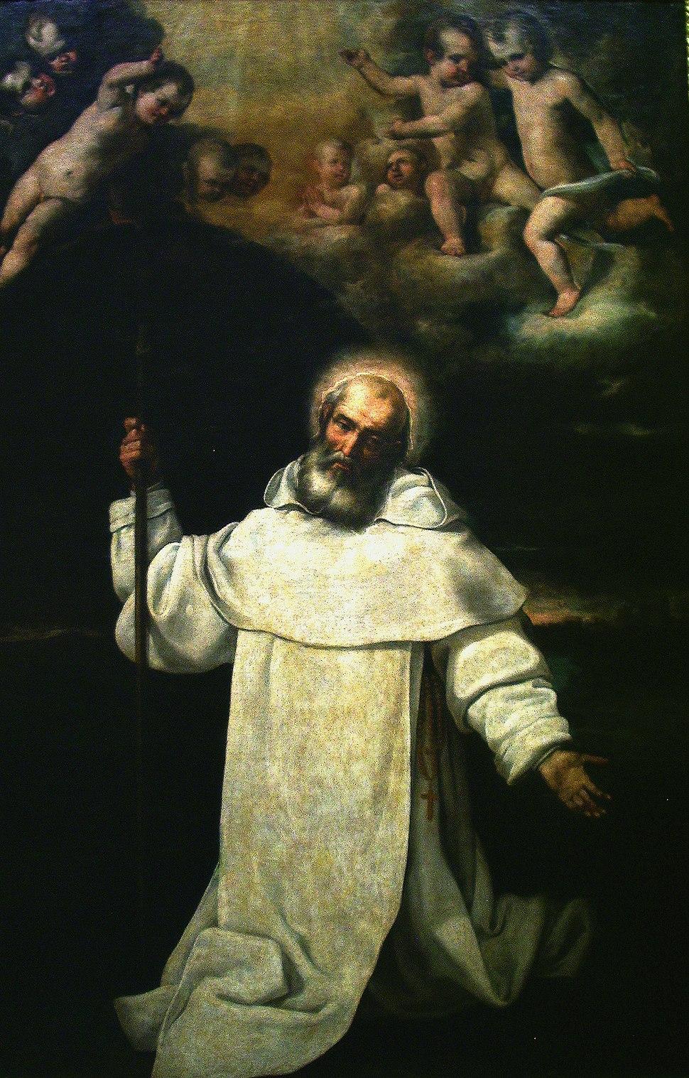 San Pedro Nolasco, por Jusepe Martínez
