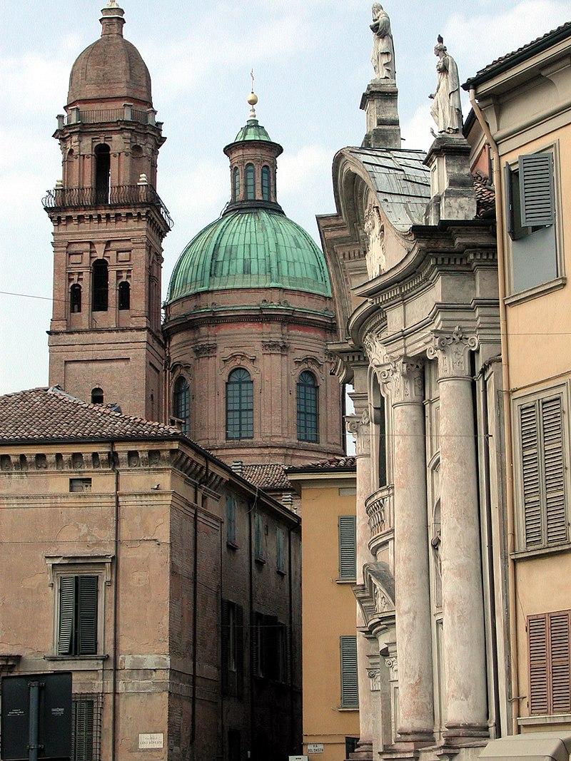 Qué ver qué hacer en Reggio Emilia