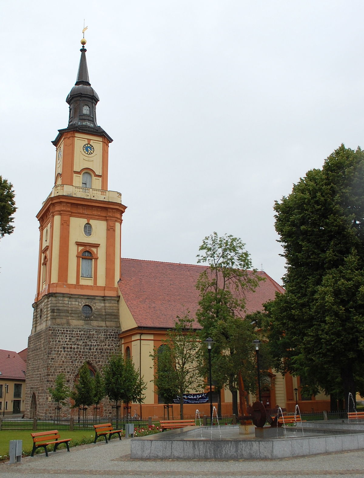 Maria Magdalena Kirche