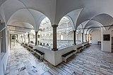 Sankt Veit an der Glan Hauptplatz 1 Rathaus Arkadenhof 18052018 3312.jpg