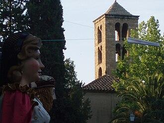 Abrera - Image: Sant Pere d'abrera i Gegants