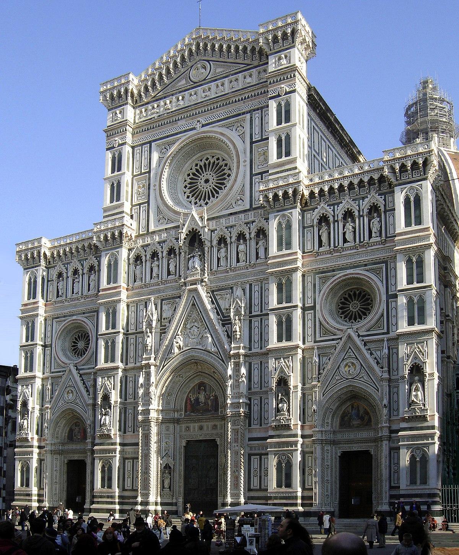 Santa maria del fiore wikip dia a enciclop dia livre for Arquitectura wikipedia