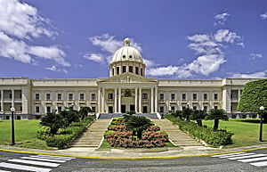 National Palace (Dominican Republic) - The National Palace in Santo Domingo