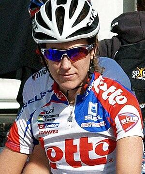 Sara Carrigan - Image: Sara Carrigan 2008 Geelong World Cup 1