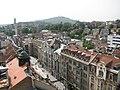 Sarajevo, Maršala Tita main street (looking northwest).JPG